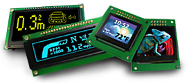 example image of the graphic oled displays